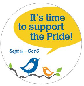 Birdy Support The Pride