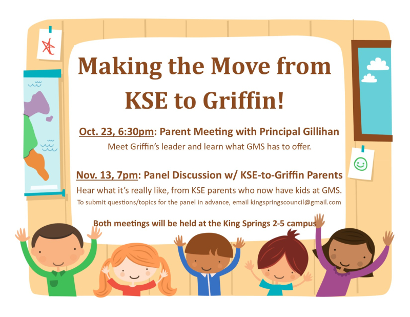KSE to Griffin meetings